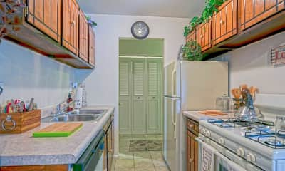 Kitchen, Westmore Apartments, 0