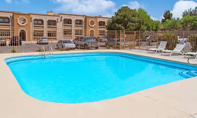 Pool, Country Crest Apartment Homes, 1
