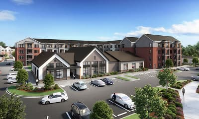 Building, Abberly Liberty Crossing Apartments, 1