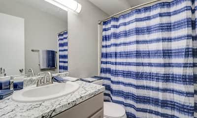 Bathroom, Green Meadows @ 2910, 2