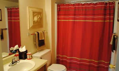 Bathroom, The Boulevard Apartments, 2