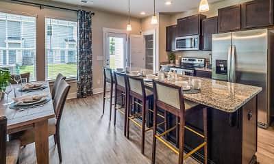 Kitchen, Artisan Living Longview Terrace, 1