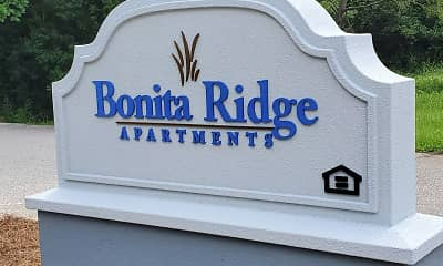Community Signage, Bonita Ridge, 0