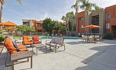 Pool, Candela Park, 0