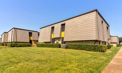 Building, Raintree Meadows, 1