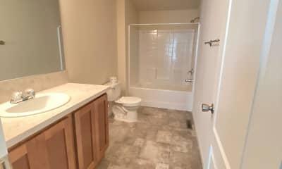 Bathroom, Santa Rosa Mobile Estates, 1