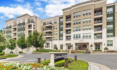 Building, Camden Carolinian, 0