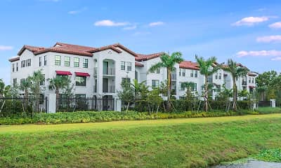 Building, 10X Living at Delray, 1