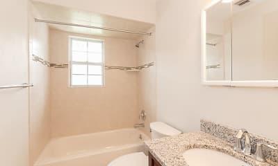 Bathroom, Lamberts Mill Village, 2
