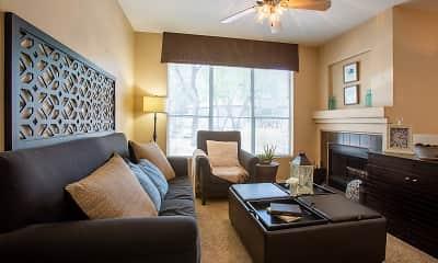 Living Room, Bear Canyon, 1