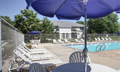 Pool, Stonewood Village Apartments, 1