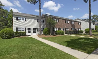 Building, Cypress Grove Apartments, 1