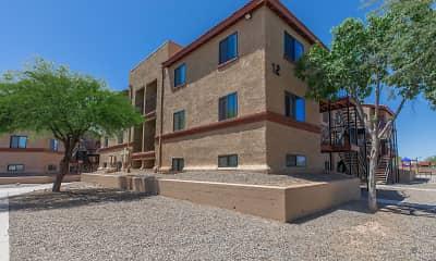Building, Rancho Del Mar, 1