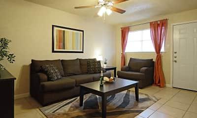 Living Room, Eastgate Ridge Apartments, 0