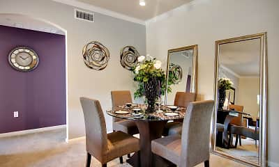 Dining Room, Canyon Park, 1