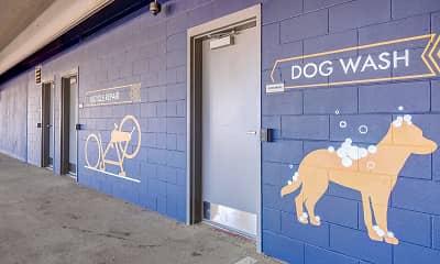 Community Signage, Skyhouse Frisco Station, 2
