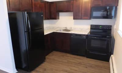 Kitchen, Immaculate Townhomes, 1
