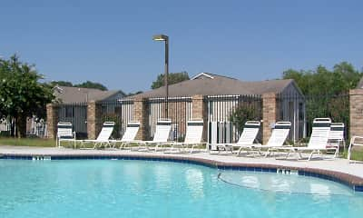 Pool, Summer Park Apartments, 2