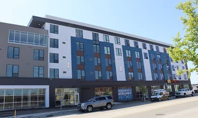 Building, Gateway Apartments, 0
