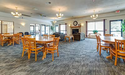Dining Room, The Kingston Green, 1