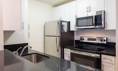 Kitchen, Playa Pacifica, 1