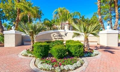 Community Signage, Camden San Paloma, 2