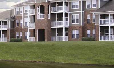 Building, River Stone Apartments, 1