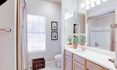 Bathroom, Saddlebrook, 2