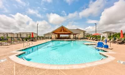 Pool, Thayer Point, 1