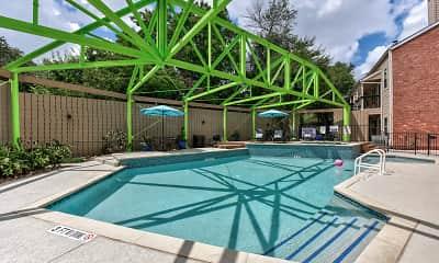 Pool, Bridge at Sterling Springs, 0