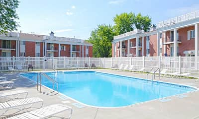 Pool, Westwood Apartments, 0