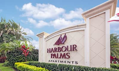 Harbour Palms, 1