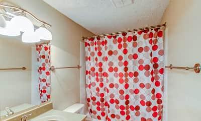 Bathroom, Park Meadows, 2