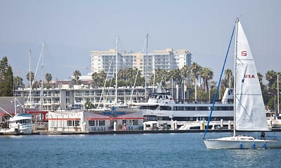 Breakwater at Marina del Rey, 2