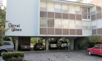 Building, Royal Pines Apartments, 0