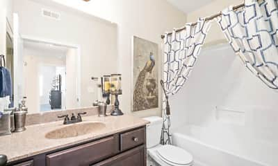 Bathroom, Addison at Rossview, 2