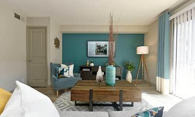 Living Room, The Whitney, 1