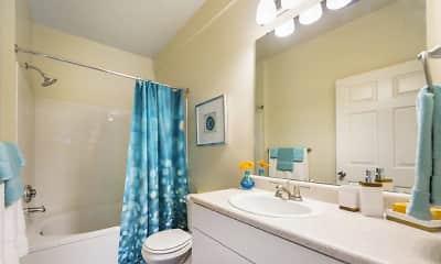 Bathroom, Hawthorne at Main, 2