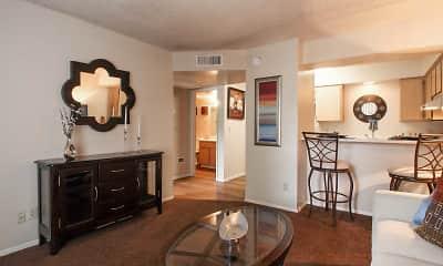 Living Room, Acacia Pointe, 0