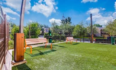 Playground, Vitruvian West, 2