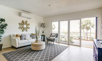 Living Room, Loma 21, 1
