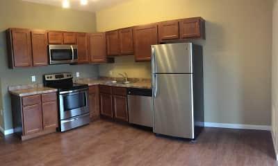 Kitchen, Bella Terra Apartments, 0