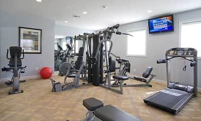 Fitness Weight Room, Cedar Manor, 0