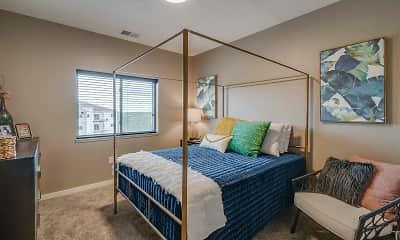 Bedroom, The Flats at Shadow Creek, 1