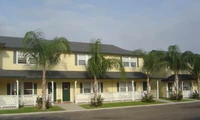 Building, Oak Terrace Apartments, 1