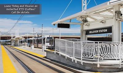 Camden Belleview Station, 2