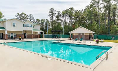 Pool, The Heritage At Fort Bragg, 0