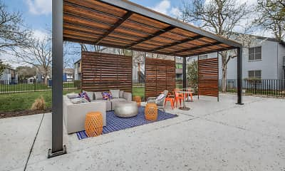 Patio / Deck, Tides at Woodhaven, 2