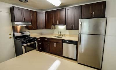 Kitchen, Salem Harbour Riverfront Resort, 1