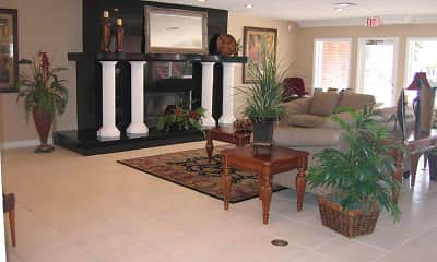 Living Room, The Reserve at Lake Pointe, 1